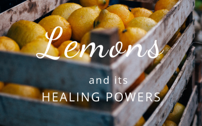 Lemons and its Healing Powers